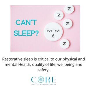 Good Sleep is a Pillar of Good Health